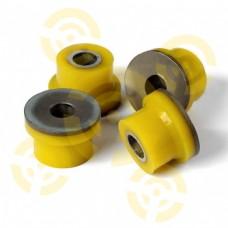 Полиуретановый комплект сайлентблоков рулевой рейки, комплект из 4 шт. TOYOTA LAND CRUISER 100; LEXUS LX470 (2002.08 - )